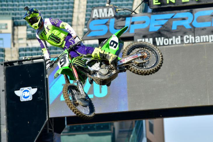 2020 Anaheim 1 Supercross Results Cianciarulo