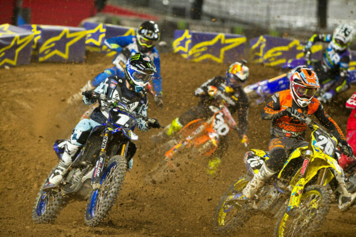 2020 Glendale Supercross Results