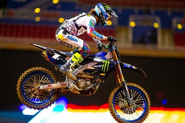 2020 St. Louis Supercross Results