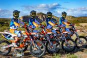 FMF/ RPM/ KTM Racing Team Maxxis