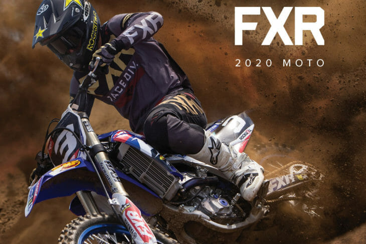FXR Racing has its 2020 MX racewear collections out.
