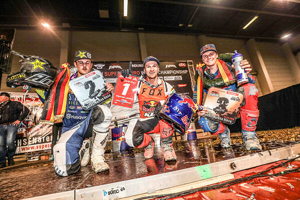 2020 Germany SuperEnduro Results Podium