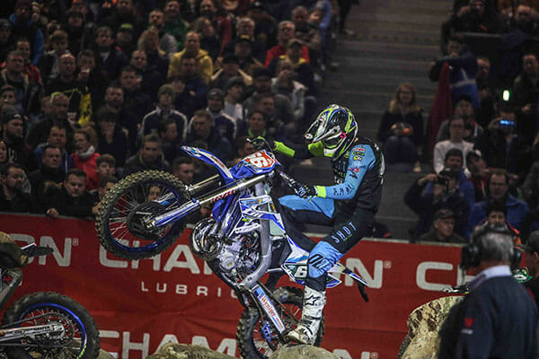 2020 Germany SuperEnduro Results Ty Cullins Action