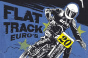Indian Motorcycle Announces European Flat Track Series for 2020