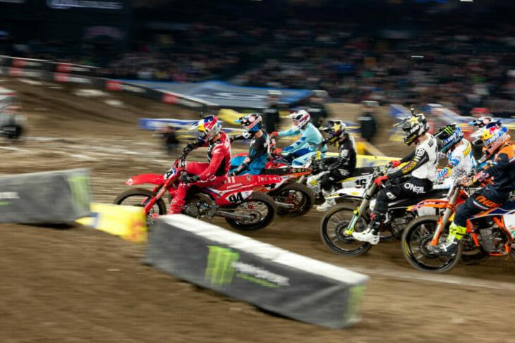 2020 Anaheim 2 Supercross Results