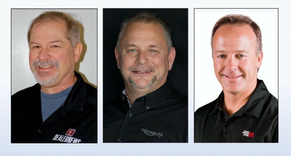2020 MIC Board Directors Robin Hartfiel, Rod Lopusnak, and Jim Woodruff