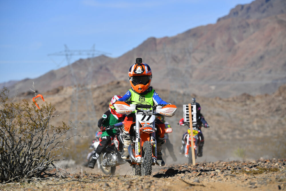 Round one of the 2020 Kenda SRT AMA National Hare and Hound Championship