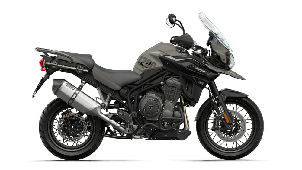 2020 Triumph Tiger 1200 Desert Specifications
