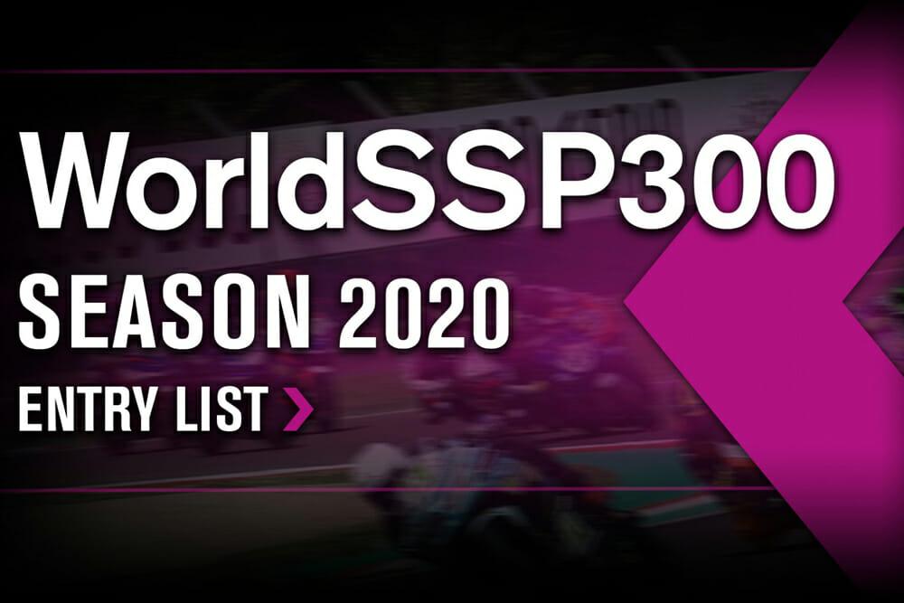 2020 World Supersport 300