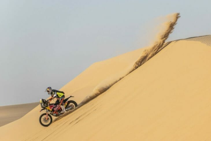 2020 Dakar Rally Motorcycle Results Stage 10 Price