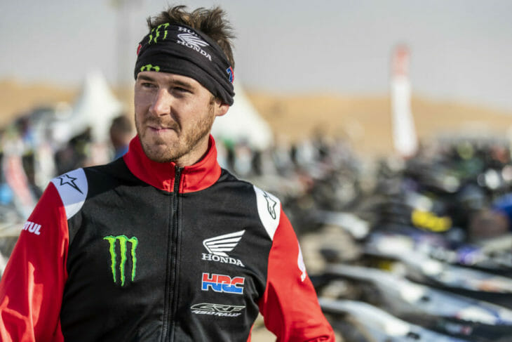 2020 Dakar Rally Motorcycle Results Stage 11 Brabec