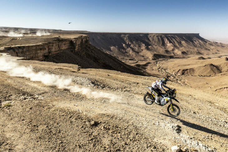 2020 Dakar Rally Motorcycle Results Stage Short