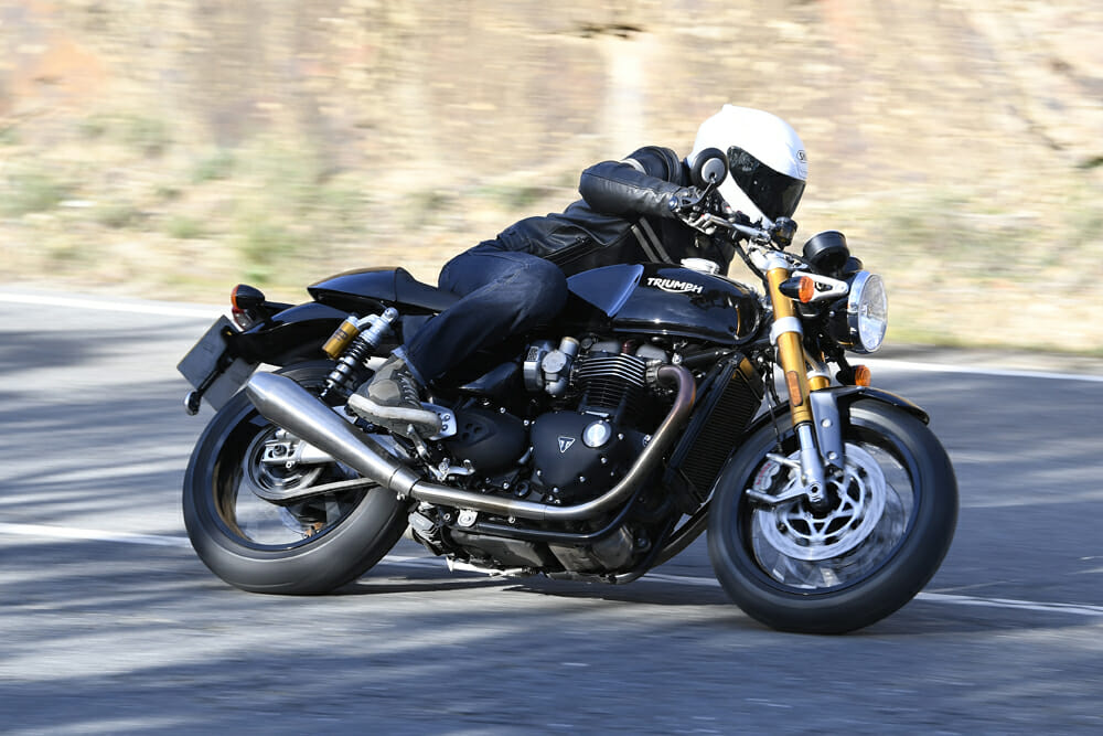 Cycle News' 2020 Triumph Thruxton RS Review
