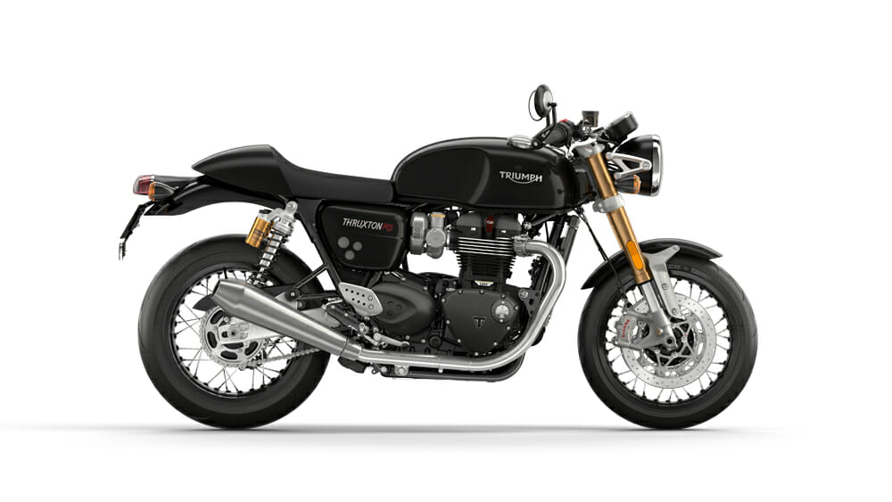 2020 Triumph Thruxton RS Specifications