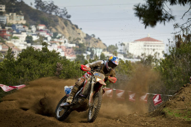 Kendall Norman at the 2010 Catalina Island GP