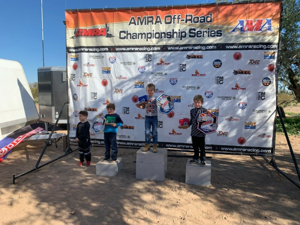 AMRA Round Two Race Recap