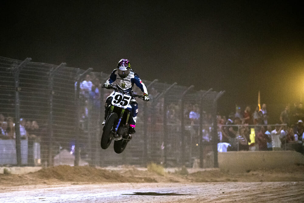 2020 American Flat Track promises to be another growing year.