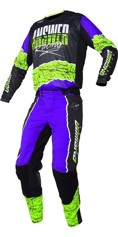 Answer Racing Trinity Pro Glo LE Racewear