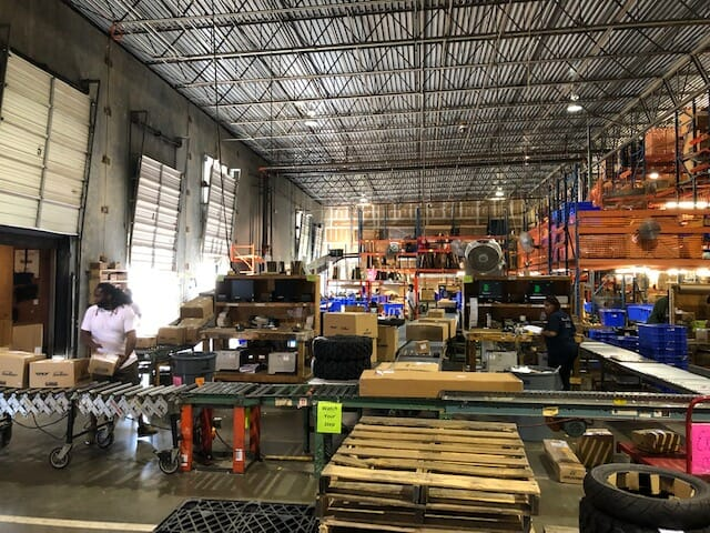 Chaparral Motorsports Purchases New Memphis Fulfillment Facility