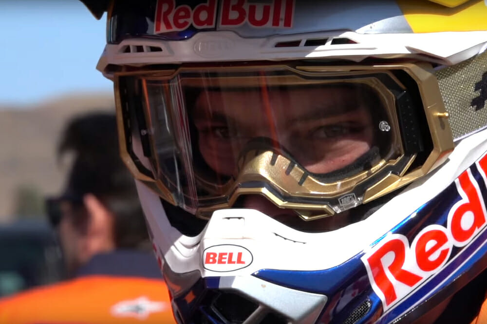 Video | Thor MX First Things First: Cooper Webb