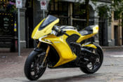 Damon Motorcycles and BlackBerry QNX Introduce Hypersport Pro Electric Superbike
