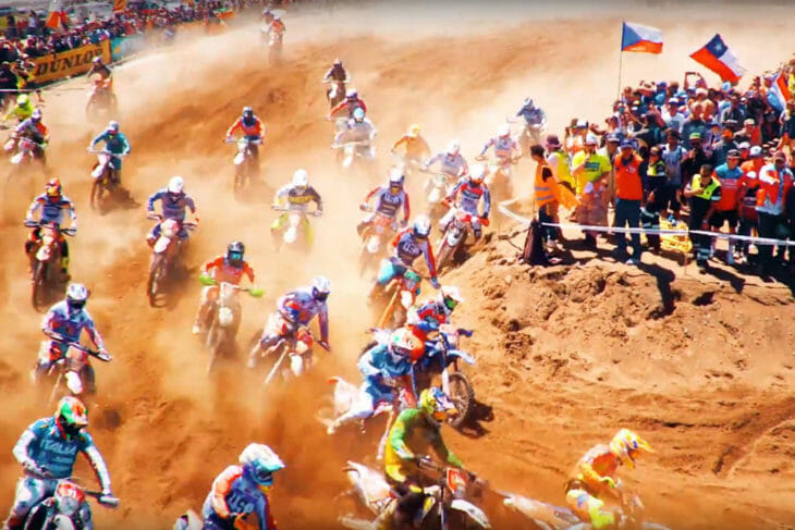 2020 FIM International Six Days of Enduro (ISDE) Dates Confirmed