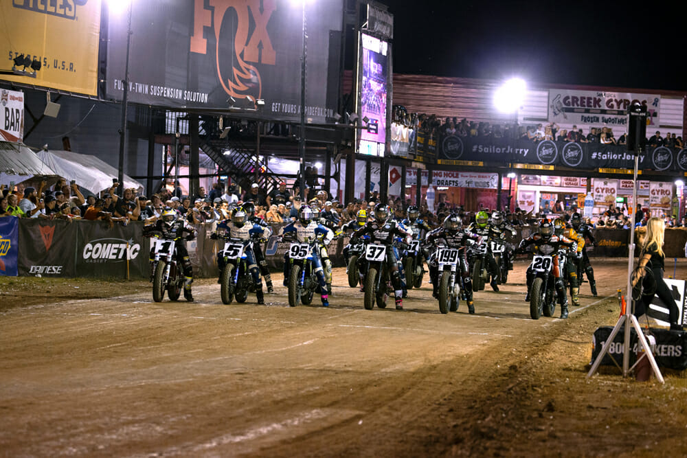 American Flat Track CEO Michael Lock Interview: Part 1