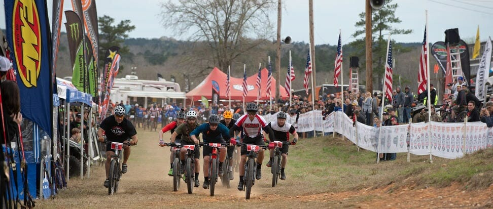 GNCC eMTB racing