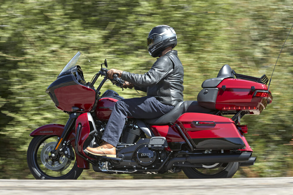 The Road Glide Ultra is dead; long live the Road Glide Limited.