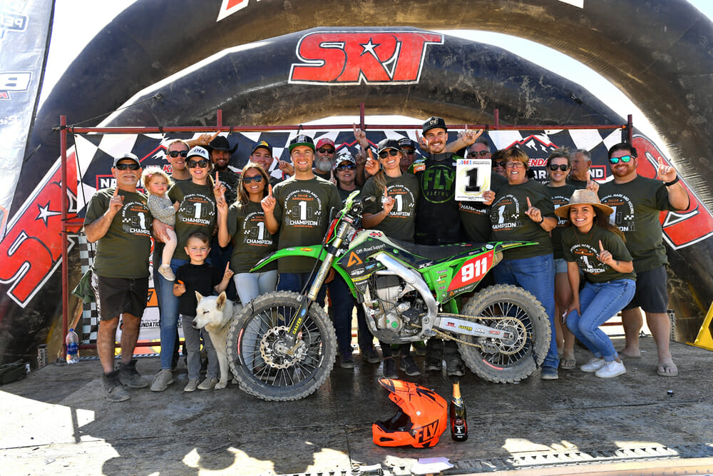 He might be a privateer but even Jacob Argubright can't win championships alone.