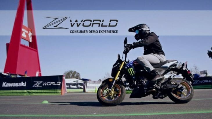 Kawasaki Z World Demo at Anaheim I