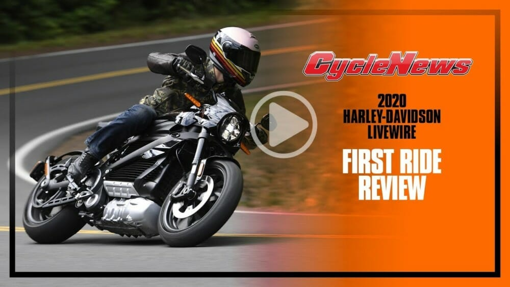 Content: It's a large part of why Cycle News has been so successful for so long, primarily that we consistently create more motorcycle content than almost any other source out there.