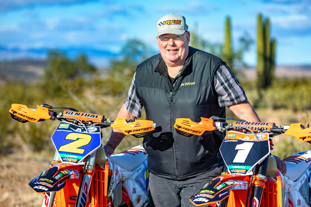 Mike Hurlbert, RPM Team Owner