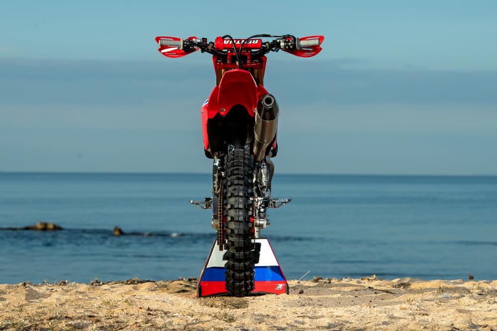 Mitch Evan's 2020 Honda CRF450RW