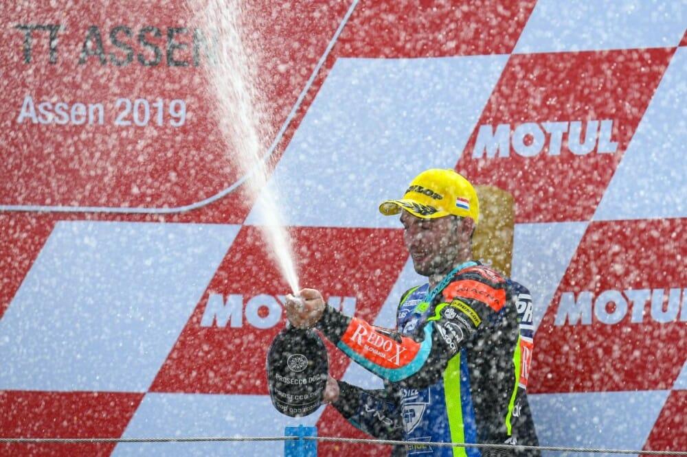 Moto3 Rider Jakub Kornfeil Announces Retirement Ahead of 2020 Season