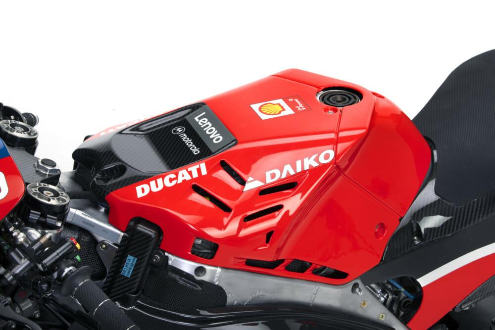 Motorola signs as Ducati Corse Official Partner