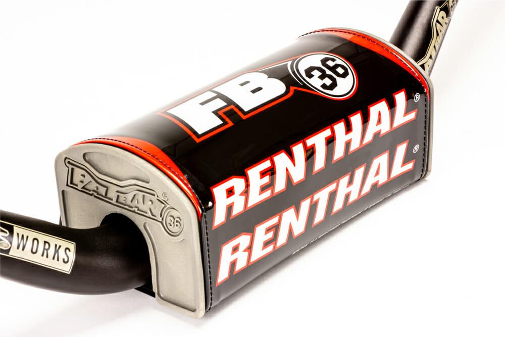 Renthal R-Works Fatbar36 MX Handlebar bar pad