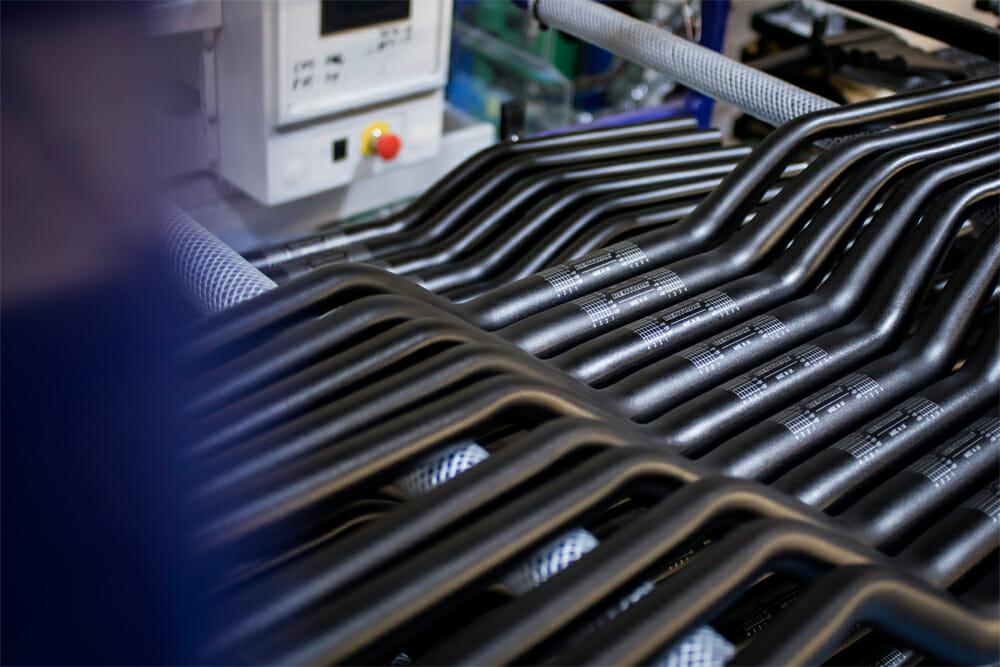 Renthal R-Works Fatbar36 MX Handlebar manufacturing