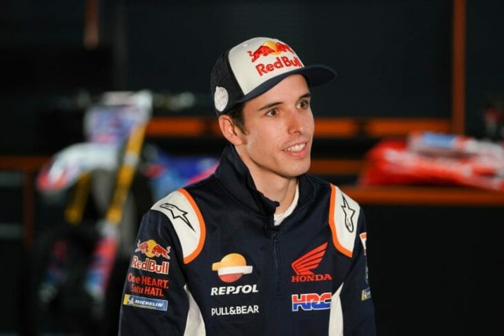Repsol Honda Racer Alex Marquez (1)