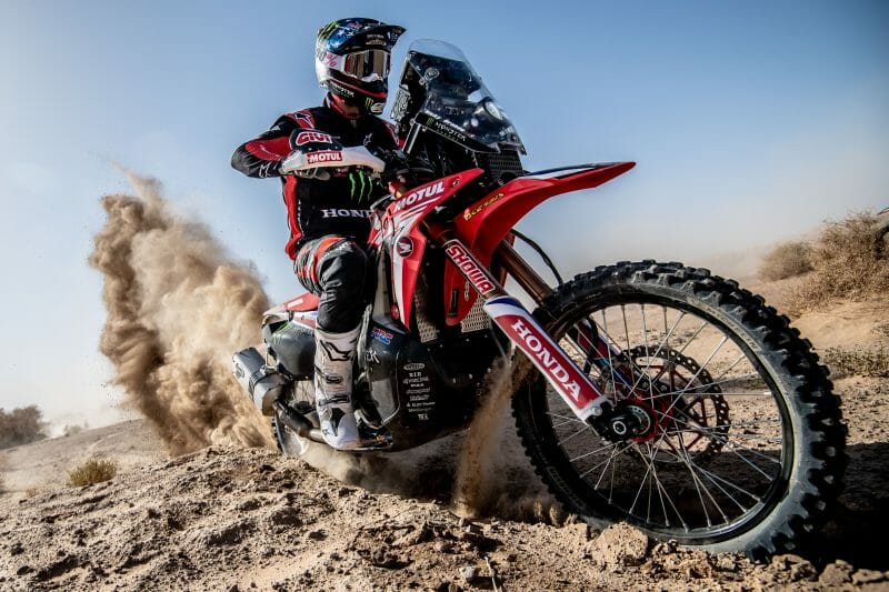 Ricky Brabec is a favorite to win the 2020 Dakar Rally