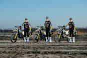 2020 Rockstar Energy Husqvarna Factory Racing MX2 Team Photo Shoot