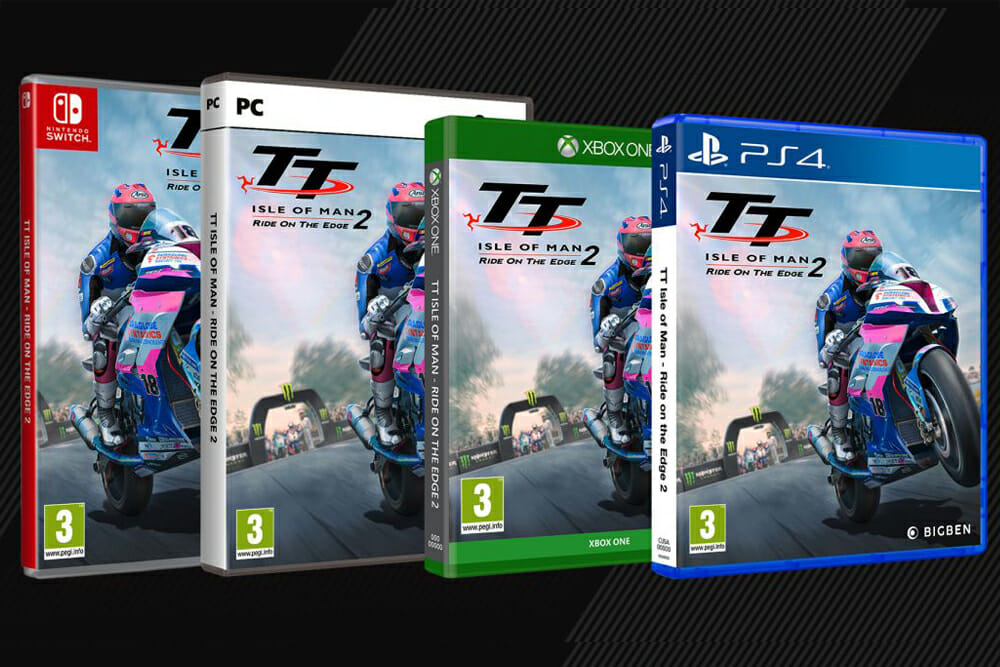 TT Isle of Man – Ride on the Edge 2 video game