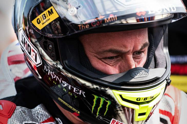 John McGuinness Joins Quattro Plant Bournemouth Kawasaki for TT2020