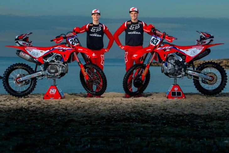 Team HRC Ready for 2020 MXGP