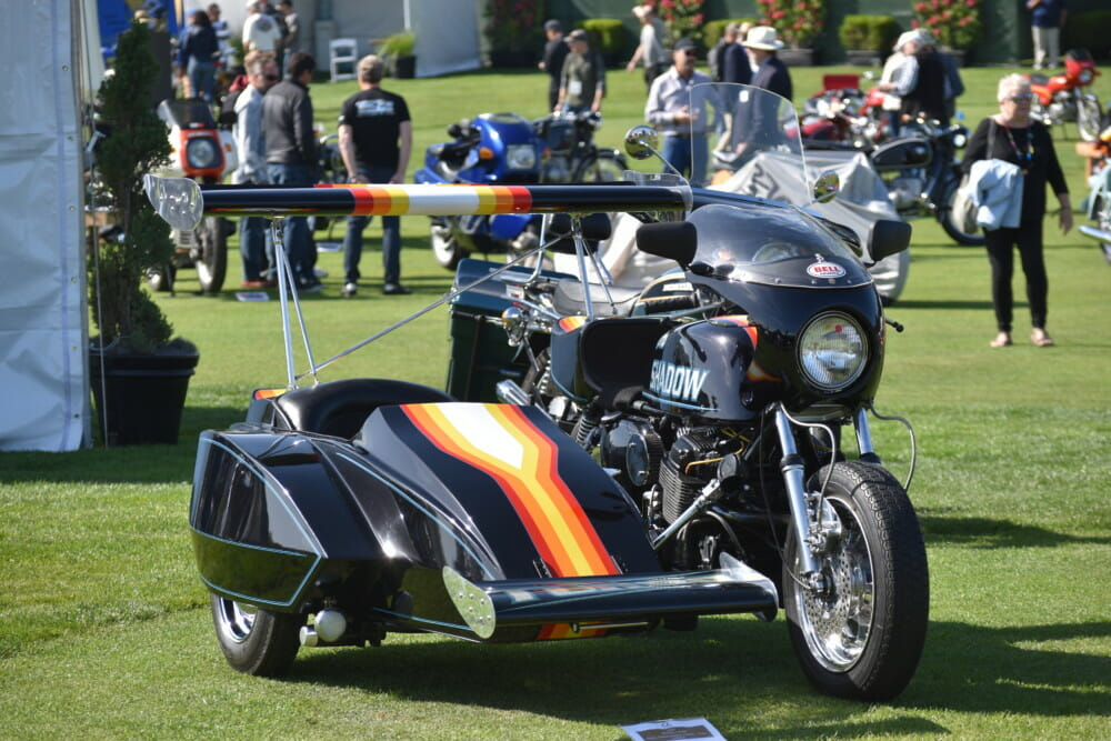 The Quail Motorcycle Gathering Scheduled for May 16