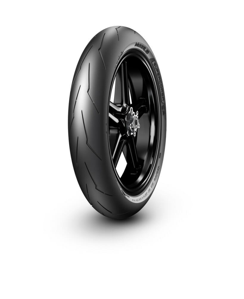 Pirelli Diablo Supercorsa SP OEM Tires for 2020 Ducati Panigale V4