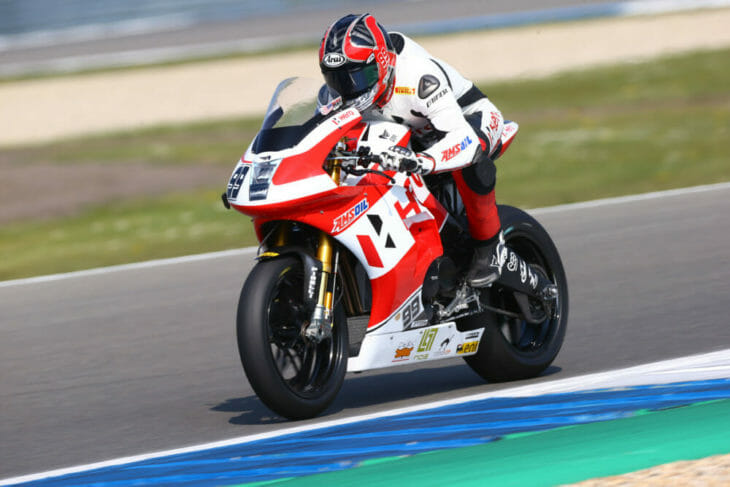 EBR 1190 Racebikes for Sale May