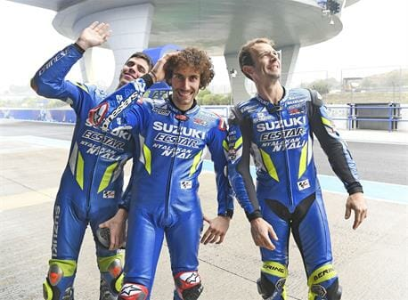 Team Suzuki Ecstar will launch the 2020 MotoGP team and GSX-RR at Sepang on February 6