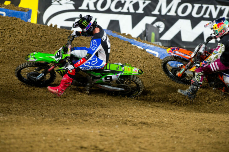 2020 San Diego Supercross Results