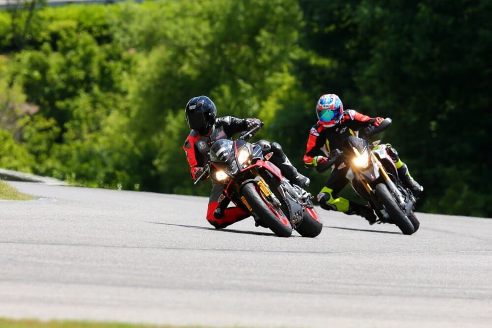 "APRILIA USA ANNOUNCES 2020 ""APRILIA RACERS DAYS"" TRACK PROGRAM"